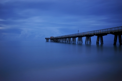 Anglin Pier, Lauderdale By The Sea.