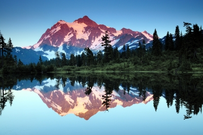 Mount Shuksan Reflections
