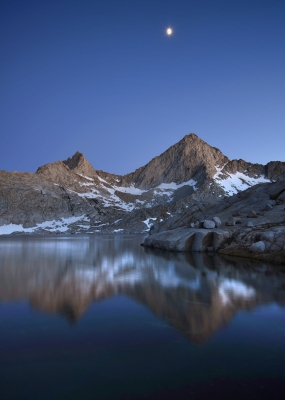 Sawtooth Peak Evening