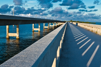 Little Duck Key Fishing Bridge