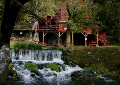 Hodgsons Water Mill