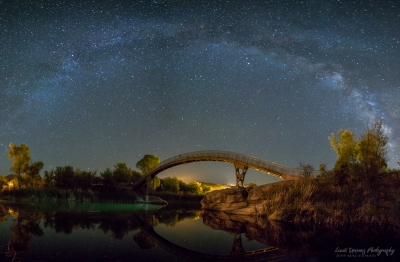 Galactic Bridge