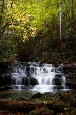 Keeneys Creek Waterfall