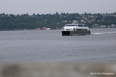 Doc Maynard Seattle Passenger Ferry