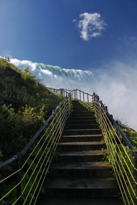 Stairway To The Falls