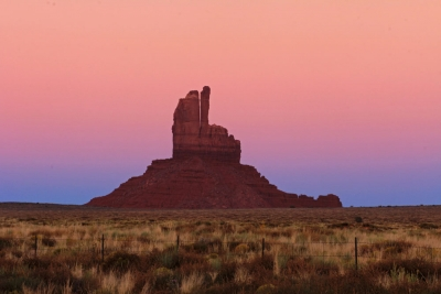 Big Chief Butte – Monument Valley