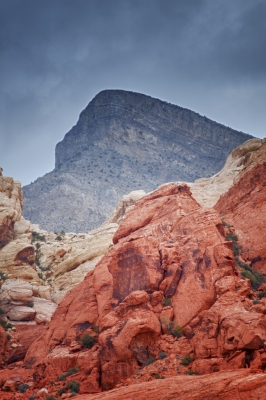Red Rock Canyon – 1