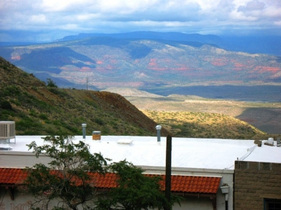 Copper Mines Of Jerome