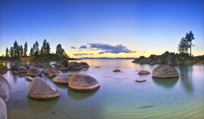 Sand Harbor Sunrise