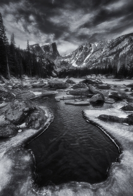 Dream Lake Mono