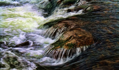 The Rapids At Beavers Bend