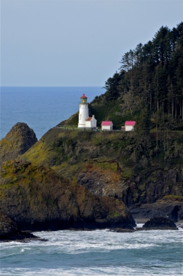 Heceta Head, Oregon Coast Lighthouse