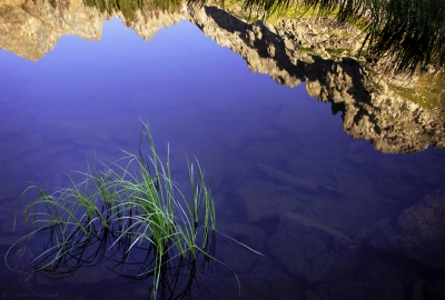 Ridgeline Reflection