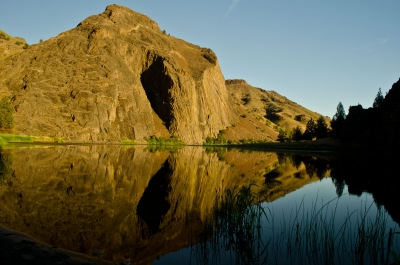 Cathedral Rock Reflection