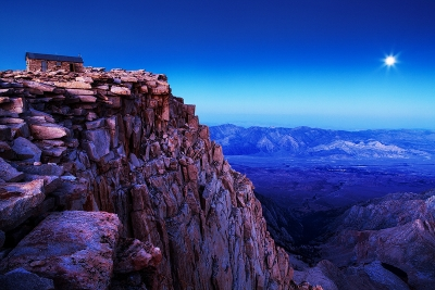 Mt. Whitney Moonrise