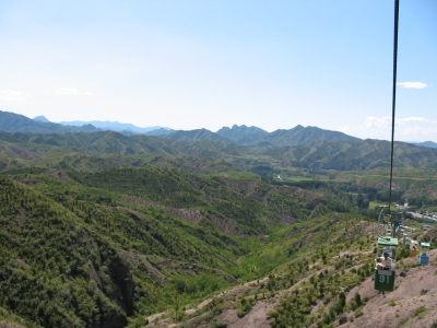 Up To The Great Wall