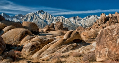 Alabama Hilss & Mt. Whitney