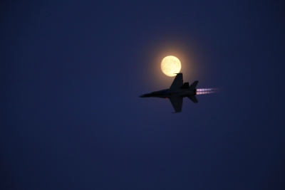 Night Flight Of The Hornet
