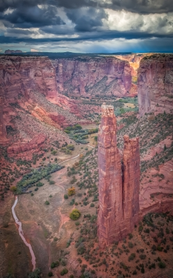 Canyon De Chelly-late Light