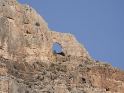 Lone Canyon Arch