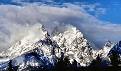 Mountaineering The Tetons