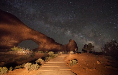 Path To The Milky Way