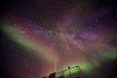 Auroras And Lidars