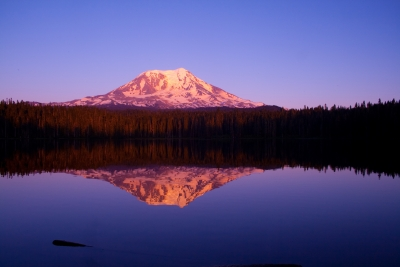 Mt Adams Reflection