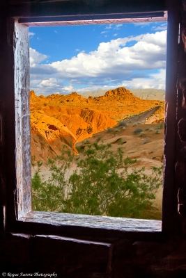 A Window In The West
