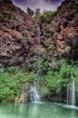 Dripping Springs Waterfalls