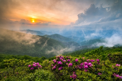 Appalachian Allure North Carolina Blue Ridge Parkway