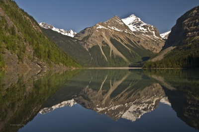 Kinney Lake – Reflection