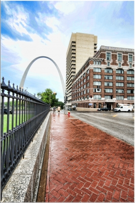 Downtown Saint Louis