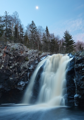 Little Manitou Falls – Pattison State Park