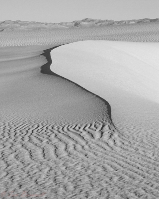 White Sands Textures
