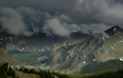 Cottonwood Pass Storm Clearing