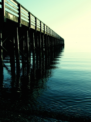 The Pier To Nowhere