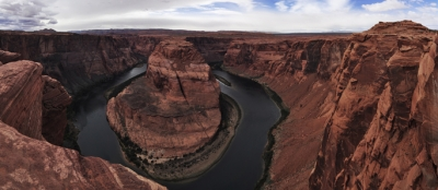 Horseshoe Bend Panorama