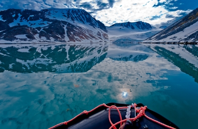 Stillness Of Svalbard