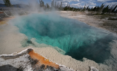 Yellowstone Thermal Pool