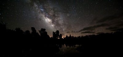 Milky Way At 11,000
