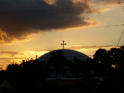 Church Sunset2