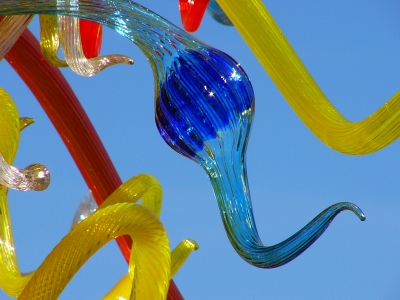 Dale Chihuly Glass In Phoenix