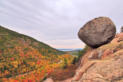 Fall Under The Bubble Rock
