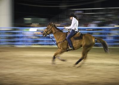 Barrel Racing – Mt. Springs , Pa Rodeo