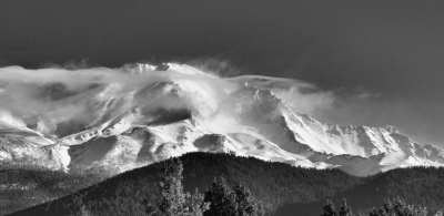 Mt. Shasta – The Dawn After The Storm