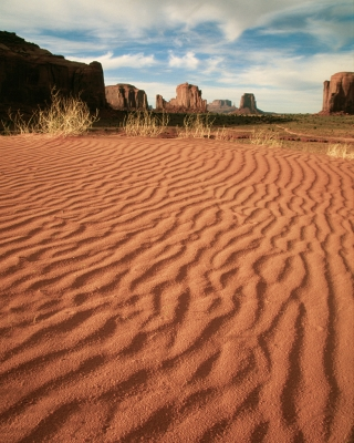 Sand Patterns, Monument Valley