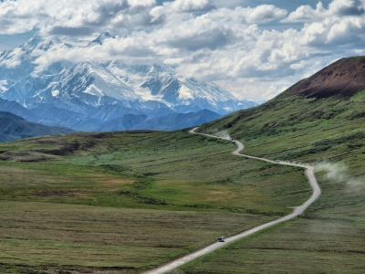 Traffic:  Road To Denali