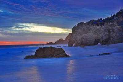 Rock Of El Matador
