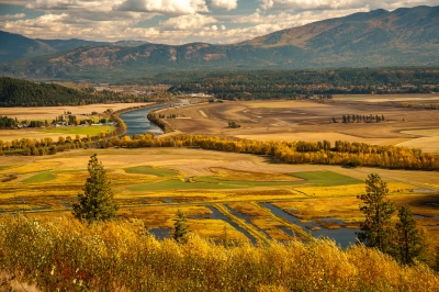 Fall In The Kootenai Valley